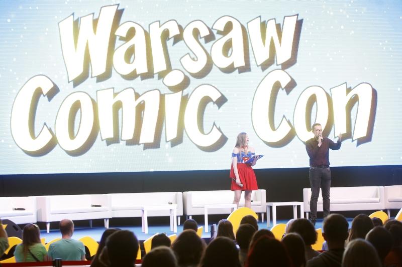 Warsaw Comic Con, ROKO Good Game & Warsaw Book Show – trzy dni atrakcji dla fanów popkultury